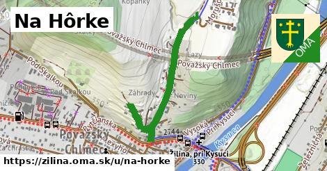 ilustrácia k Na Hôrke, Žilina - 0,81km