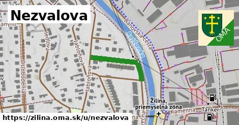 ilustrácia k Nezvalova, Žilina - 203m
