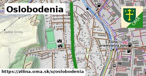 ilustrácia k Oslobodenia, Žilina - 0,72km