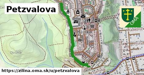 ilustrácia k Petzvalova, Žilina - 0,79km