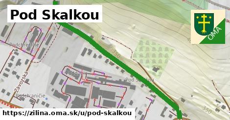 ilustrácia k Pod Skalkou, Žilina - 578m