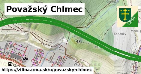 ilustrácia k Považský Chlmec, Žilina - 4,5km