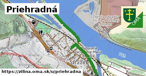 ilustrácia k Priehradná, Žilina - 0,92km