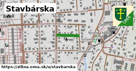 ilustrácia k Stavbárska, Žilina - 123m