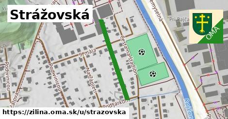 ilustrácia k Strážovská, Žilina - 271m