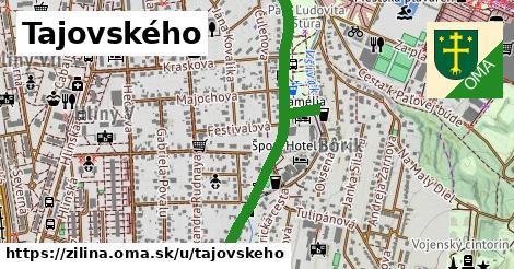 ilustrácia k Tajovského, Žilina - 1,76km