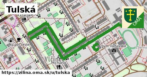 ilustrácia k Tulská, Žilina - 0,80km