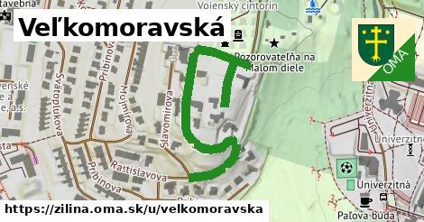 ilustrácia k Veľkomoravská, Žilina - 428m