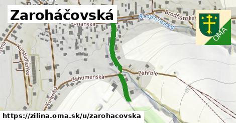 ilustrácia k Zaroháčovská, Žilina - 252m