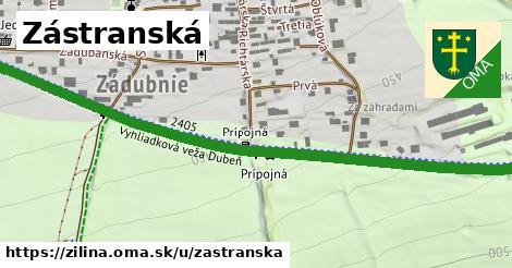 ilustrácia k Zástranská, Žilina - 0,93km