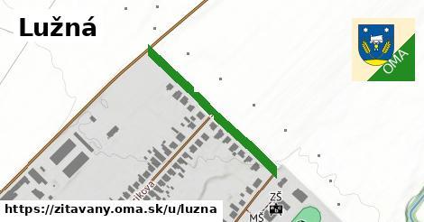 ilustrácia k Lužná, Žitavany - 311m
