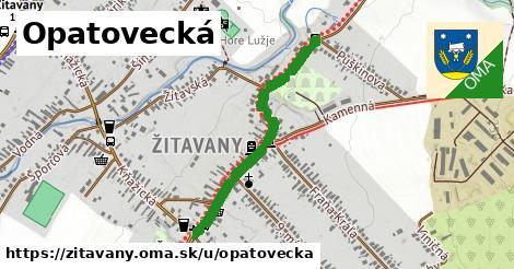 ilustrácia k Opatovecká, Žitavany - 0,75km