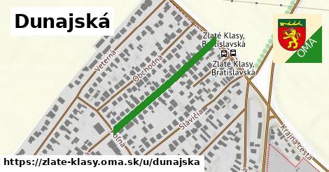 ilustrácia k Dunajská, Zlaté Klasy - 314m