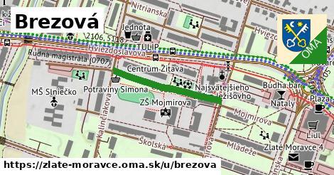 ilustrácia k Brezová, Zlaté Moravce - 252m