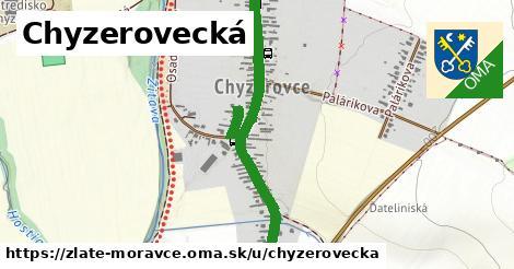 ilustrácia k Chyzerovecká, Zlaté Moravce - 1,96km