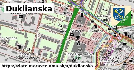 ilustrácia k Duklianska, Zlaté Moravce - 283m