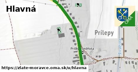 ilustrácia k Hlavná, Zlaté Moravce - 0,72km