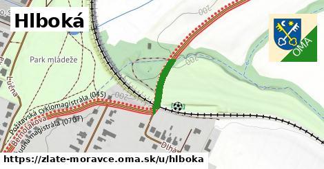 ilustrácia k Hlboká, Zlaté Moravce - 123m