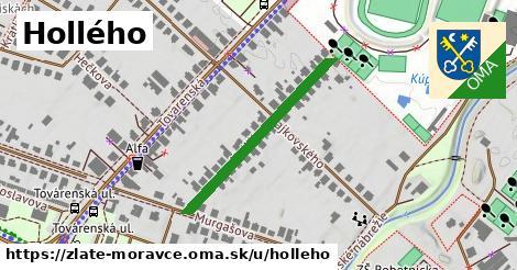 ilustrácia k Hollého, Zlaté Moravce - 306m