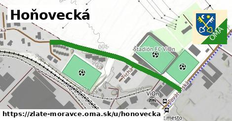 ilustrácia k Hoňovecká, Zlaté Moravce - 0,91km