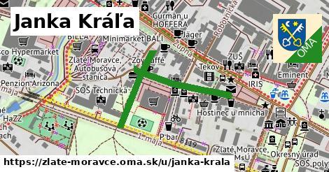 ilustrácia k Janka Kráľa, Zlaté Moravce - 360m