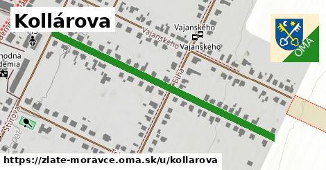 ilustrácia k Kollárova, Zlaté Moravce - 565m