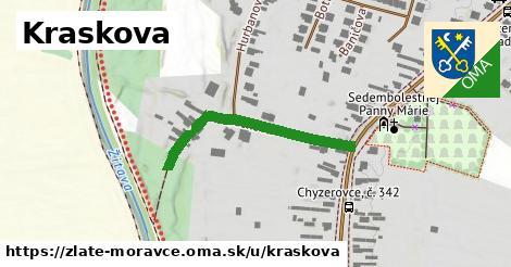 ilustrácia k Kraskova, Zlaté Moravce - 321m