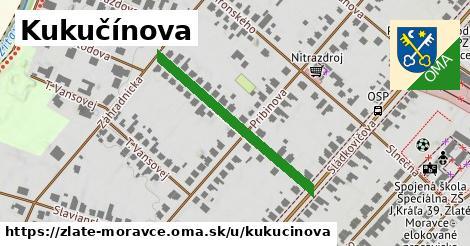 ilustrácia k Kukučínova, Zlaté Moravce - 325m