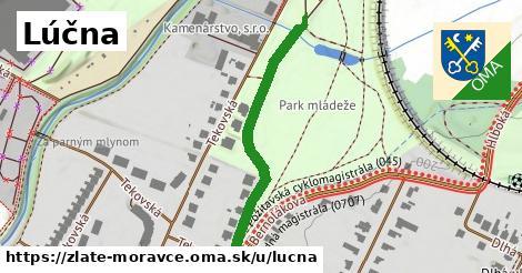 ilustrácia k Lúčna, Zlaté Moravce - 389m