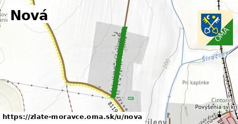ilustrácia k Nová, Zlaté Moravce - 452m
