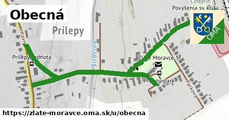 ilustrácia k Obecná, Zlaté Moravce - 1,02km