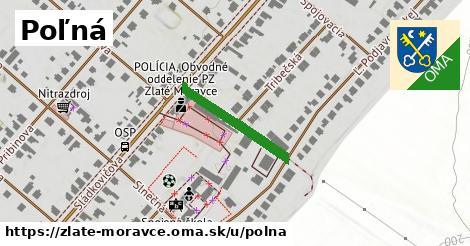 ilustrácia k Poľná, Zlaté Moravce - 204m