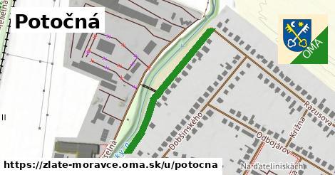 ilustrácia k Potočná, Zlaté Moravce - 337m