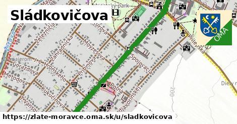 ilustrácia k Sládkovičova, Zlaté Moravce - 1,17km