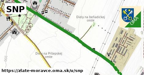 ilustrácia k SNP, Zlaté Moravce - 1,66km