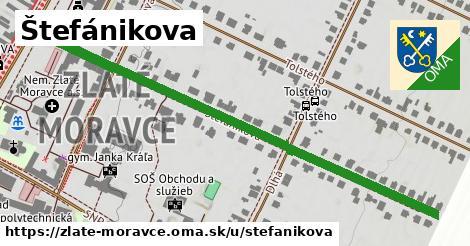 ilustrácia k Štefánikova, Zlaté Moravce - 0,71km