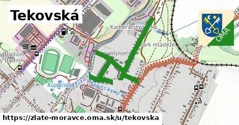 ilustrácia k Tekovská, Zlaté Moravce - 0,96km