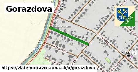 ilustrácia k Gorazdova, Zlaté Moravce - 228m