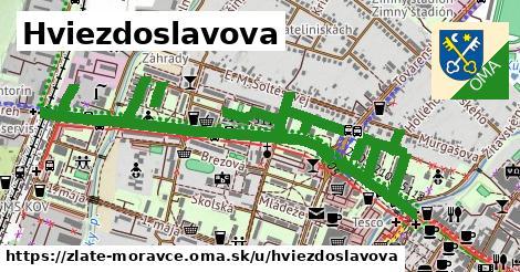 ilustrácia k Hviezdoslavova, Zlaté Moravce - 2,6km