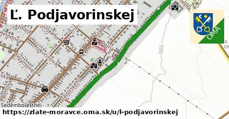 ilustrácia k Ľ. Podjavorinskej, Zlaté Moravce - 1,19km