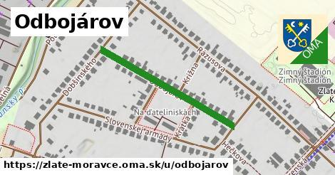ilustrácia k Odbojárov, Zlaté Moravce - 343m