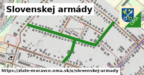 ilustrácia k Slovenskej armády, Zlaté Moravce - 523m