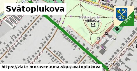 ilustrácia k Svätoplukova, Zlaté Moravce - 570m