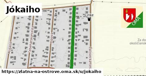 ilustrácia k Jókaiho, Zlatná na Ostrove - 331m