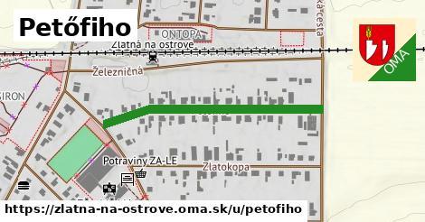 ilustrácia k Petőfiho, Zlatná na Ostrove - 396m