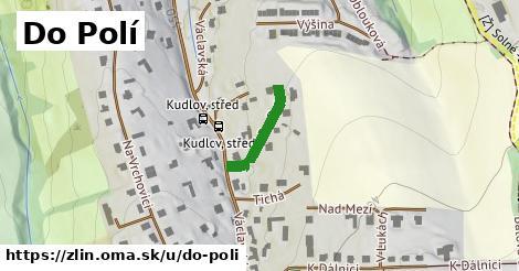 ilustrácia k Do Polí, Zlín - 133m