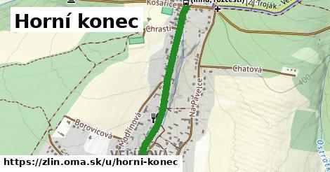 ilustrácia k Horní konec, Zlín - 0,73km
