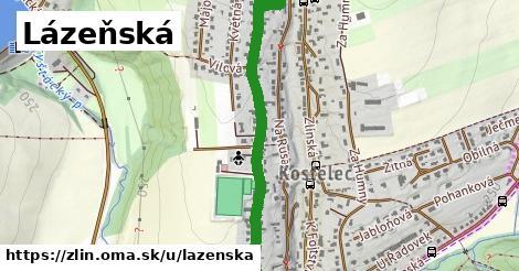 ilustrácia k Lázeňská, Zlín - 1,13km