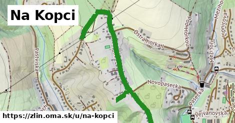 ilustrácia k Na Kopci, Zlín - 1,14km