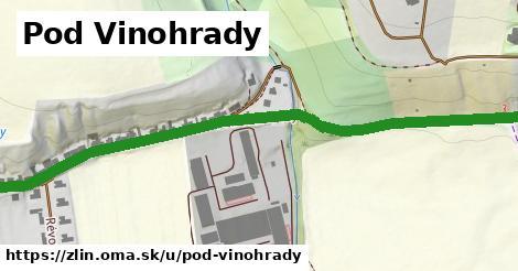 ilustrácia k Pod Vinohrady, Zlín - 0,80km